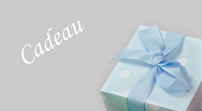 Offrez un cadeau